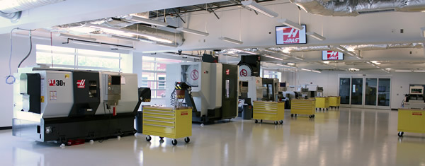 Gene Haas Center for Integrated Machining