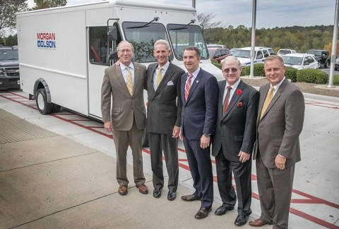 Morgan Olson adding step van production facility in Virginia