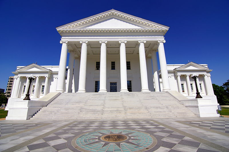 Virginia State Capitol Building 2